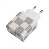 Astrum CH310 QC 3.0 dual color bőrbevonatos hálózati gyorstöltő 18W (Quick Charge) 1xUSB 3,0A