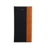 Astrum MC530 DIARY mágneszáras Samsung G920F Galaxy S6 könyvtok fekete-barna