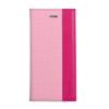 Astrum MC680 DIARY mágneszáras Samsung G935 Galaxy S7 EDGE könyvtok pink-sötétpink