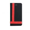 Astrum MC860 TEE PRO Huawei Y6 könyvtok fekete-piros