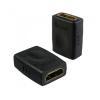 Astrum PA260 HDMI anya - HDMI anya adapter 24K arany bevonattal fekete (passzív)