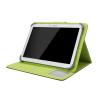 """Astrum TC110 univerzális, kitámasztható tablet tok 9.0"""" - 10.1""""-ig irattartóval, feket"""