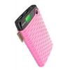 Astrum Tűzálló power bank LED kijelzővel 10000mAh, Pink