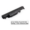 Asus A55, K55, X55 laptop akkumulátor, A32-K55