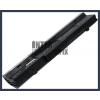 Asus Eee PC 1001HA 4400 mAh 6 cella fekete notebook/laptop akku/akkumulátor utángyártott