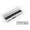 Asus EEEPC 901, 1000, 1200, AL23-901 fehér 6 cellás utángyártott új laptop akku