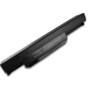 Asus K43T 6600 mAh 9 cella fekete notebook/laptop akku/akkumulátor utángyártott