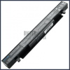 Asus R510EA 4400 mAh 8 cella fekete notebook/laptop akku/akkumulátor utángyártott
