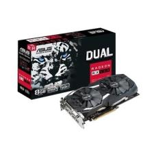 Asus Radeon RX 580 8GB (DUAL-RX580-8G) videókártya