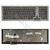 Asus V126262CK2 gyári új, szürke, háttérvilágításos magyar laptop billentyűzet