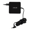 Asus VivoBook X200MA 4.0*1.35mm 19V 3.42A 65W fekete notebook/laptop hálózati töltő/adapter gyári