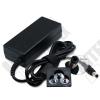 Asus W7 Series  5.5*2.5mm 19V 3.95A 75W fekete notebook/laptop hálózati töltő/adapter utángyártott