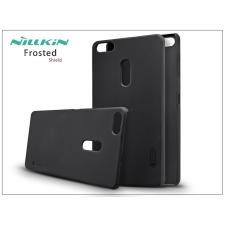 Asus ZenFone 3 Ultra (ZU680KL) hátlap képernyővédő fóliával - Nillkin Frosted Shield - fekete tok és táska