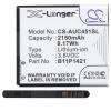 Asus Zenfone C ZC451CG, Akkumulátor, 2150 mAh, Li-ion, C11P1501 kompatibilis