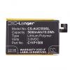 Asus Zenfone Max ZC550KL, Akkumulátor, 5000 mAh, Li-Polymer, C11P1508 kompatibilis