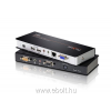 ATEN CE770 USB KVM Extender with Deskew function and RS232 300 m