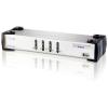 ATEN CS1744C-AT 4 portos USB2.0 KVM switch Dual-View