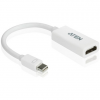 ATEN Displayport mini -> HDMI M/F adapter