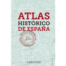 ATLAS HISTÓRICO DE ESPAÑA – LAROUSSE EDITORIAL idegen nyelvű könyv