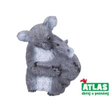 Atlas koala játékfigura