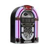 Auna Arizona, jukebox, BT, FM rádió, USB, SD, MP3, CD lejátszó, fekete
