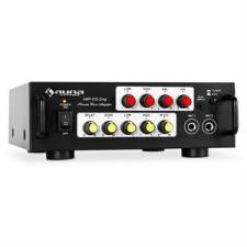 Auna Karaoke HiFi erosíto Auna, 400 W-os, PA végerosíto erősítő