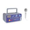 Auna Kidsbox Space CD Boombox, CD lejátszó, bluetooth, FM, USB, LED kijelző, szürke