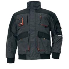 AUST EMERTON PILOT téli dzseki fekete XL
