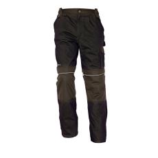 Australian Line Cerva Stanmore sötét barna színű munkavédelmi nadrág