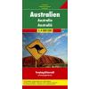 Ausztrália autótérkép - f&b AK 145