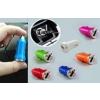 autóstöltő USB kimenetre - fekete - 1A