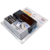 AVC Adapter szivargyújtó elosztó 3 aljzattal USB csatlakozóval 12V 24V