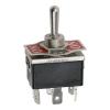 AVC Kapcsoló 3 állású karos 2 áramkörös ON-OFF-ON panellel