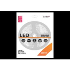 Avide Ablsbl12V5050-30Nw LED Szalag Bliszter 12V 7.2W 5m NW+Fényerőszabályozható világítás