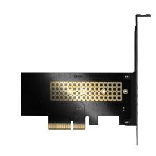 AXAGON PCEM2-N PCIE NVME M.2 x4 M-Key slot adapter villanyszerelés