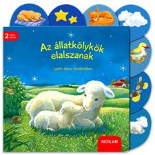 Az állatkölykök elalszanak mesekönyv gyermek- és ifjúsági könyv