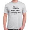 Az erkölcs javul póló