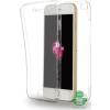 Azuri AZURI full szilikon tok-készülék elejére és hátuljára-átlátszó-iPhone 7 Plus AZTPUUT360IPH7PLS