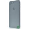 Azuri AZURI ultra vékony tok-fekete-iphone 7-4.col AZCOVUTAPPIPH7-BLK