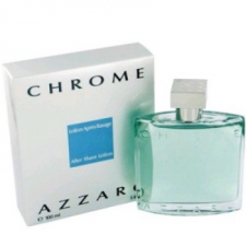 Azzaro Chrome Aftershave after shave