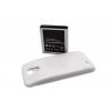 B600BZ Akkumulátor 5200 mAh fehér színű hátlappal