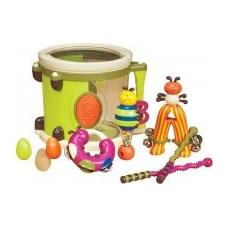 B.toys Parum Pum Pum Játékdob készségfejlesztő