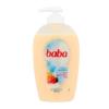 Baba folyékony szappan, Tej és Gyümölcs 250ml
