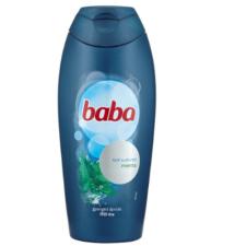 Baba Tusfürdő Férfi Menta 400ml tusfürdők