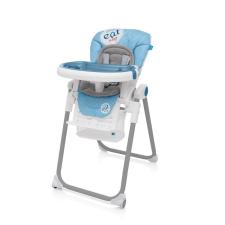 Baby Design Lolly multifunkciós etetőszék - Blue 2017 etetőszék