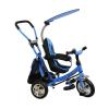 BABY MIX Gyerek háromkerekű bicikli Baby Mix Szafari blue
