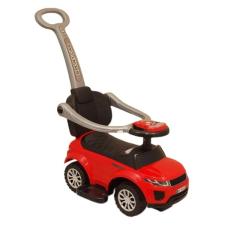 BABY MIX Gyerek jármű Baby Mix 3 az 1-ben piros | Piros | lábbal hajtható járgány