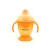 BABY MIX Gyerek varázslatos bögre  Baby Mix 200 ml narancssárga | Narancssárga |