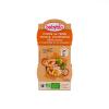 Babybio Bio paradicsomos-burgonyás finomság gombával és borjúval 2 x 200 g