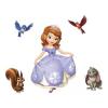 BABYBRUIN Fali dekoráció Sófia Hercegnő és barátai